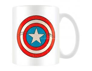 Marvel Captain America Shield mug Pyramid