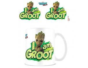 Marvel Guardians Of The Galaxy I Am Groot Tazza Pyramid