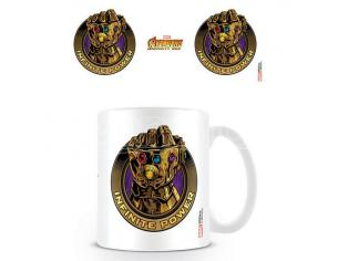 Marvel Avengers Infinity War Thanos mug Pyramid