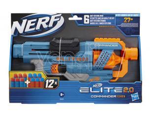 NERF ELITE 2.0 COMMANDER RD 6 - ARMI GIOCATTOLO