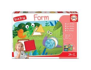 Baby Forms Gioco Da Tavolo Educa Borras