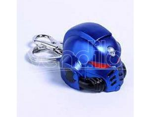 Warhammer 40k Space Marine Primaris Casco Ultramarine Metallo Portachiavi Semic Studio