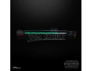 Star Wars Force Fx Fisto sable replica Hasbro