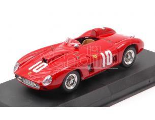 BEST MODEL BT9064-2 FERRARI 290 MM N.10 WINNER B.AIRES 1957 GREGORY-CASTELLOTTI-MUSSO 1:43 Modellino