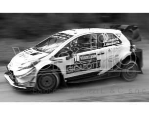IXO MODEL RAM757 TOYOTA YARIS WRC N.10 RALLY SWEDEN 2020 LATVALA-ANTTILA 1:43 Modellino