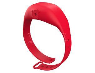 Red Adjustable Gel Dispenser Children Bracelet Squeezyband