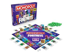 Monopoly Fortnite Spagnolo Game Hasbro