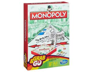 Monopoly Travel Spanish game Hasbro