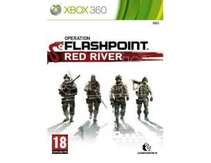 OPERATION FLASHPOINT: RED RIVER AZIONE - XBOX 360