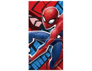Marvel Spiderman Microfibra Telo Mare Marvel