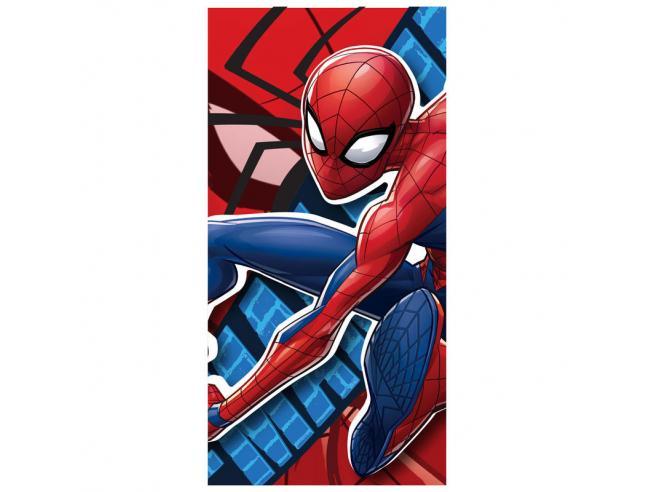 Marvel Spiderman Microfibra Telo Mare Marvel