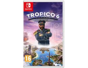 TROPICO 6 STRATEGICO - NINTENDO SWITCH