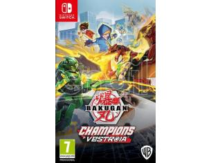 BAKUGAN: CAMPIONI DI VESTROIA STRATEGICO - NINTENDO SWITCH