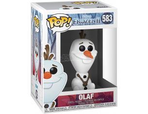 Frozen II Funko POP Animazione Vinile Figura Olaf 25 cm