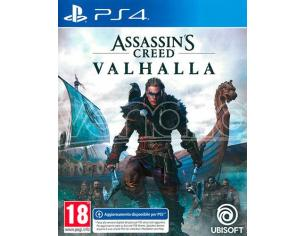 ASSASSIN'S CREED VALHALLA AZIONE - PLAYSTATION 4