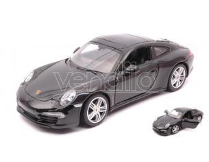 Ixo model RAT56200BK PORSCHE 911 BLACK 1:24 Modellino