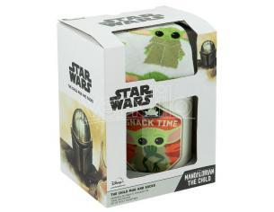 Star Wars The Mandalorian Yoda Child Regalo Set Paladone