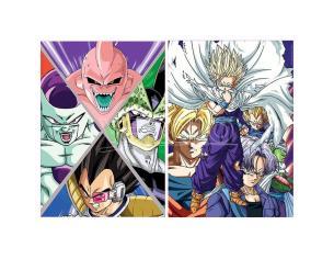 Dragon Ball Z puzzle 2x500pcs Educa Borras