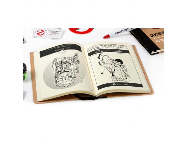 Ghostbustoers Spagnolo Employee Kit Doctor Collector