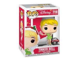 Disney Trilly Funko POP Vinile Figura Campanellino Vacanze di Natale Esclusiva 9 cm