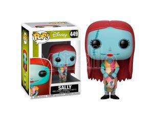 Disney Funko Pop Vinile Figura Sally Con Cestino L'incubo Prima Di Natale 9cm