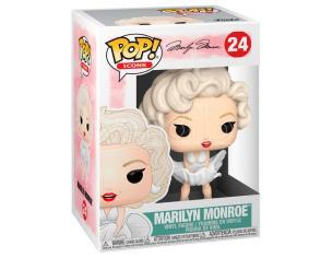 Pop Figura Marilyn Monroe White Dress Funko