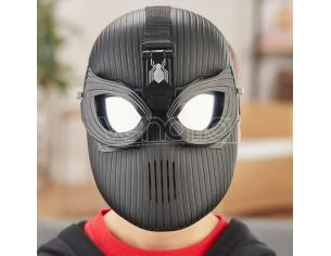 Marvel Spiderman Stealth Suit Mask Hasbro