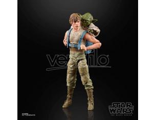 Star Wars Episode V Luke E Yoda Set 2 Figures Hasbro