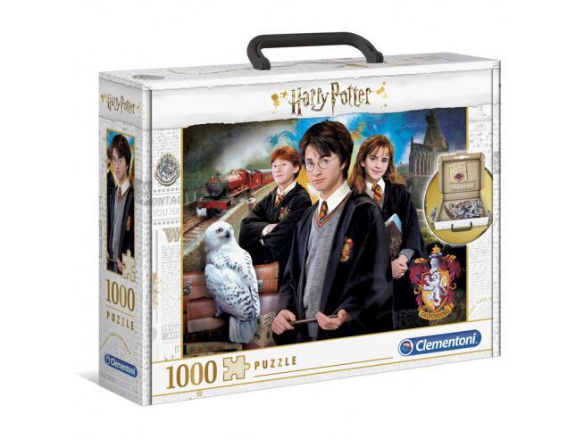 Harry Potter Puzzle Cartella 1000pzs Clementoni