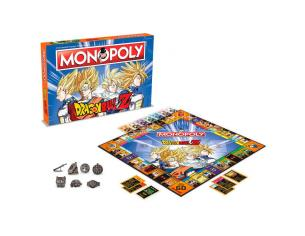 Dragon Ball Z monopoly game Eleven Force