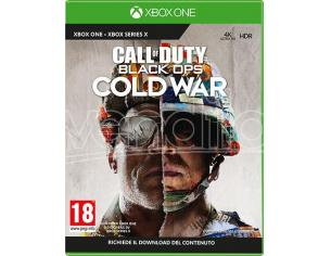 CALL OF DUTY: BLACK OPS COLD WAR SPARATUTTO - XBOX ONE