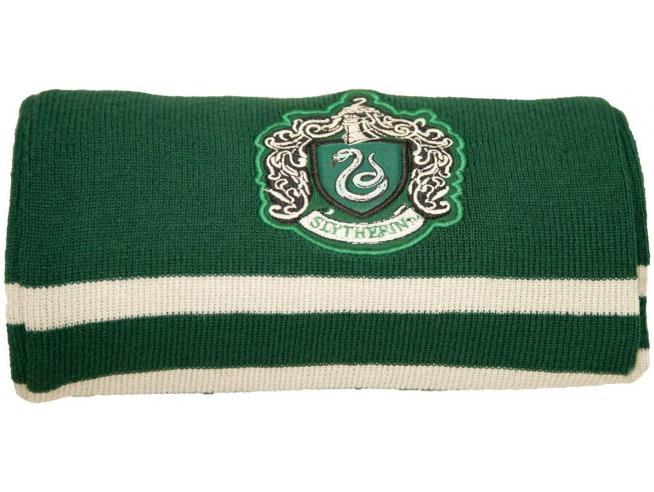 Harry Potter Sciarpa Premium Casa di Serpeverde Taglia Unica