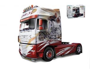 ITALERI IT3917 DAF XF 105 SMOKY JUNIOR KIT 1:24 Modellino