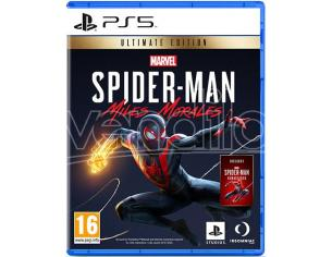 MARVEL'S SPIDER-MAN MILES MORALES ULT.ED AZIONE - PLAYSTATION 5