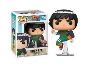 Pop Figura Naruto Rock Lee Funko