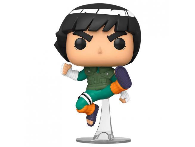Naruto Shippuden Funko POP Animazione Vinile Figura Rock Lee 9 cm