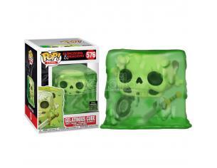 Pop Figura Dungeons & Dragons Gelatinous Cube Esclusiva Funko
