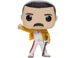 Queen Funko POP Musica Vinile Figura Queen Freddie Mercury Wembley 1986