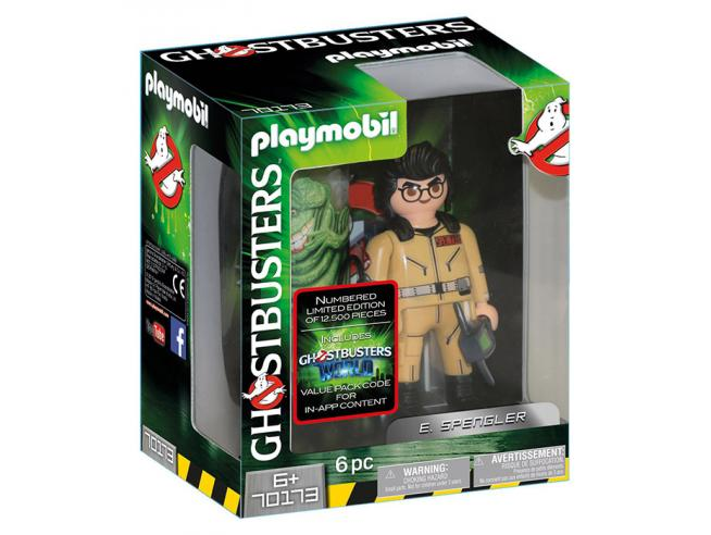 PLAYMOBIL GHOSTBUSTERS COL.ED. ESPENGLER - COSTRUZIONI