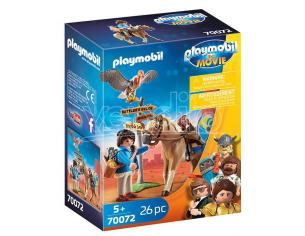 PLAYMOBIL: THE MOVIE MARLA CON CAVALLO PLAYMOBIL - COSTRUZIONI