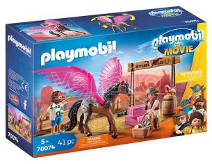 PLAYMOBIL: THE MOVIE MARLA CAVALLO ALATO PLAYMOBIL - COSTRUZIONI