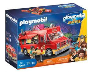 PLAYMOBIL: THE MOVIE DEL'S FOOD TRUCK PLAYMOBIL - COSTRUZIONI