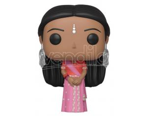 Harry Potter Funko POP Film Vinile Figura Parvati Patil al Ballo 9 cm