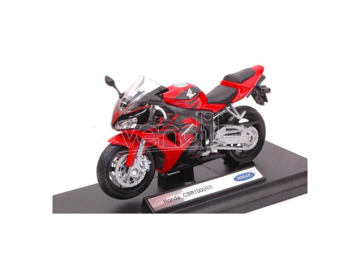 Welly WE38511B HONDA CBR 1000 RR 1:18 Modellino
