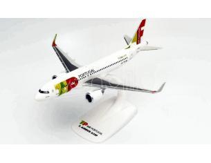 HERPA HP612593 AIRBUS A320neo TEA AITR PORTUGAL PADRE AMERICO 1:200 Modellino