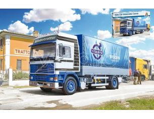 Italeri It3945 Volvo F 16 Globetrotter Tela Kit 1:24 Modellino