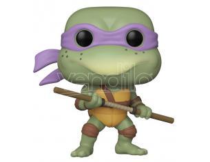Tartarughe Ninja Funko POP Giochi Retro Vinile Figura Donatello 9 cm