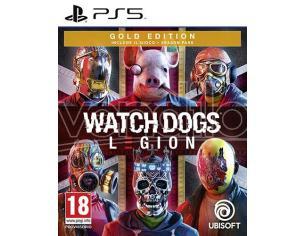 WATCH DOGS LEGION GOLD EDITION AZIONE AVVENTURA - PLAYSTATION 5