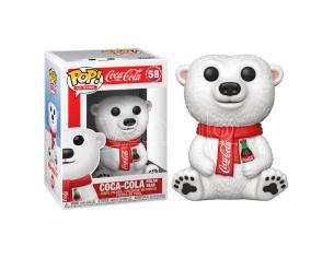 Pop Figura Coca Cola Polar Bear Funko