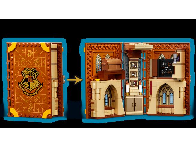 LEGO HARRY POTTER 76382 - LEZIONE DI TRASFIGURAZIONE A HOGWARTS